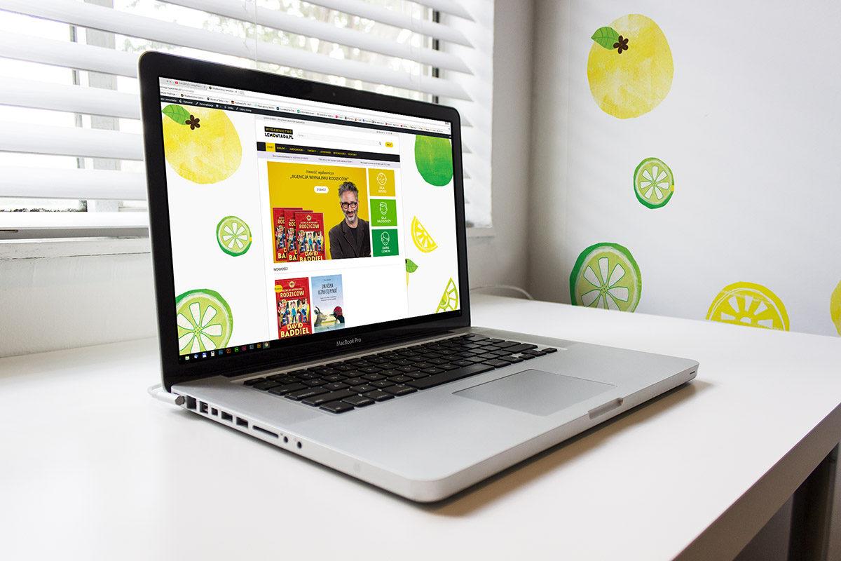 Nowa strona Lemoniada.pl