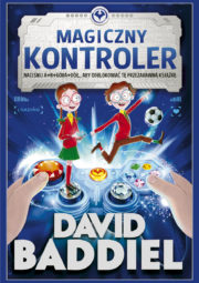 Magiczny Kontroler -David Baddiel