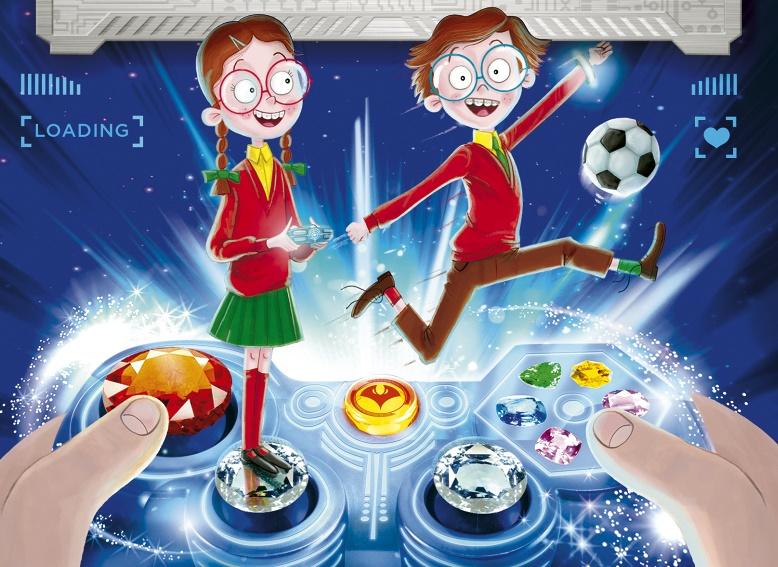 magiczny kontroler-david baddiel