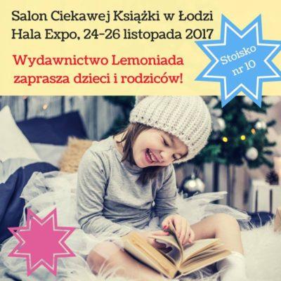 VII Salon Ciekawej Książki w Łodzi