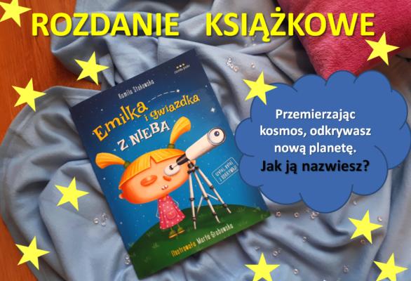 Konkurs Emilka i gwiazdka z nieba