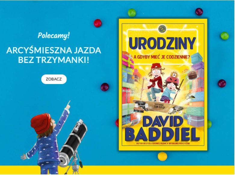 Urodziny - David Baddiel