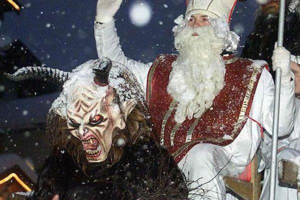 Świąteczne tradycje - Austria