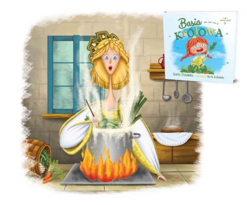 Basia królowa - Bona gotuje
